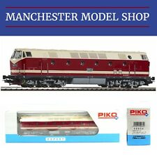 "Piko 59934 HO 1:87 U-Boot BR 119 Diesel locomotive DR IV ""DCC SOCKET"" NEW BOXED"