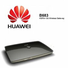 Huawei b683 HSPA 28.8 WLAN 3g Wireless enrutador surfbox a1 bloqueo SIM