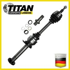 VW T5 AND MULTIVAN 2.5 TDI GEARBOX SHAFT STUB AXLE AND DRIVESHAFT RH OFF SIDE