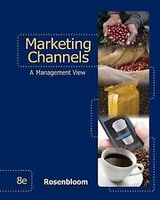 Marketing Channels: A Management View, 8th edition, by Bert Rosenbloom (NEW)