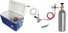 Kegerator Beer Jockey Box keg Single Faucet Draw 50' Coil Cooler