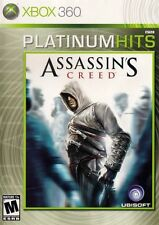 XBOX 360 Assassin's Creed 1 I assasin asassin *COMPLETE*FUN*