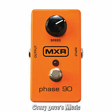 MXR Phase 90 M101 Phaser Shifter Guitar Effects Pedal Dunlop M 101