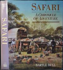 SAFARI A CHRONICLE OF ADVENTURE. Big Game Hunting Africa Exploration Adventure