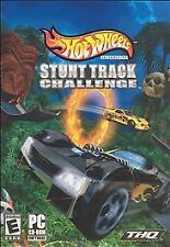 Hot Wheels Stunt Track Challenge - PC, Very Good Windows Me, Windows 98, Pc Vide