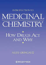 Introduction to Medicinal Chemistry: How Drugs Act and Why-ExLibrary