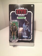 FIGURINE KENNER HASBRO 2010 AT-RT DRIVER VC46 STAR WARS VINTAGE COLLECTION