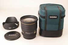【Near Mint+】 Sigma 28mm f/1.8 ( for Canon) EX DG Aspherical Macro from Japan 342