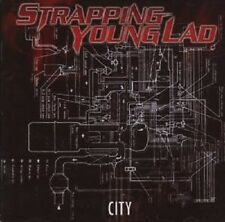 """STRAPPING YOUNG LAD """"CITY"""" CD NEW+"""