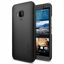 Spigen HTC One M9 Case Thin Fit Smooth Black (PET)