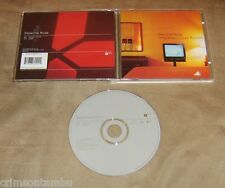 "Depeche mode only when i lotti myself 5""cd 1998 Originale Mute some great Singles *"