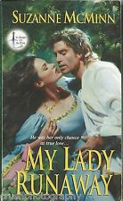 My Lady Runaway by Suzanne McMinn (2001, Paperback Book) The Sword And The Ring