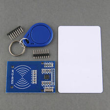 New 1 Set MFRC-522 Mifare RFID RC522 Proximity Module Reader IC Card Tags S50 #