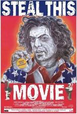 STEAL THIS MOVIE - 27x40 Original Movie Poster One Sheet 2000 Vincent Donofrio