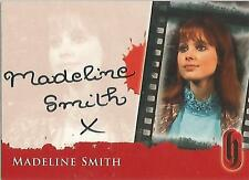 Hammer Horror Series 2 - A6-S2 Madeline Smith Autograph Card