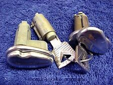 New Ford Fairlane & Crown Vic Door & Ignition Lock Set With Keys 1955 - 1956