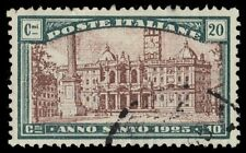 """ITALY B20 (Mi206) - Holy Year Extension """"St. Maria Maggiore Cathedral"""" (pf97450)"""