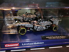30729 Carrera Digital Infinity Red Camo Bull Test Car 2015 Limited -- Neu in OVP