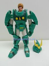Ronin Warriors Playmates Toys 1999 SAGE Action figure #2 Not Complete