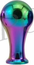 SPOON SPORTS Universal Shift knob Neo-Chrome Universal - comes with 3 adapters
