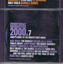 NICK DRAKE / TIM BUCKLEY / ARTHUR LEE Unconditinally Guranteed 2000 .7 UNCUT CD