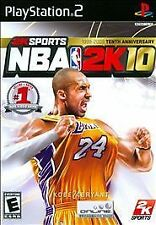 NBA 2K10 for Sony PS2 PlayStation2