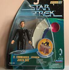 NEW Star Trek DS9 Deep Space Nine Lt. Commander Jadzia Dax 1998 Playmates Toys