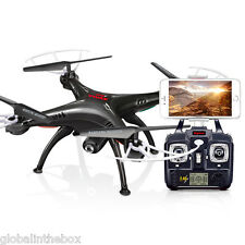 Syma X5SW-1 RTF 4CH FPV RC Quadcopter  Camera Drone 2.4GHz 6Axis Gyro Helicopter