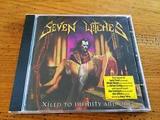 SEVEN WITCHES Xiled to infinty and one  - CD