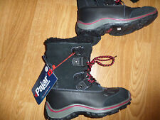 PAJAR ALINA WATERPROOF INSULATED WINTER BOOTS EURO 38 WOMEN'S 7 7.5 RTL $185