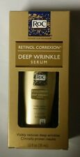 ROC Retinol Correxion DEEP WRINKLE SERUM 1 oz (30mL) Anti-Wrinkle 2016 NIB