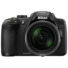 Nikon COOLPIX P610 16MP 60x Super Zoom Digital Camera Full HD Video, WiFi, GPS -