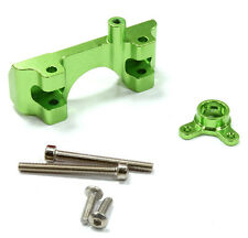 C25453GREEN Billet Machined Alloy Front Shock Mount for Traxxas 1/10 Summit