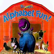 Barney's Alphabet Fun by Publishing Lyrick, Good Book