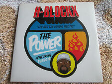 H-Blockx Feat. Turbo B. ‎– The Power Supersonic Records Promo CD Single