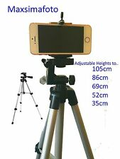 tripod for iPhone 5, iPhone 4 tripod, iPhone 5s - Tripod and Mount Included
