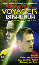 Day of Honor (Star Trek Voyager),ACCEPTABLE Book