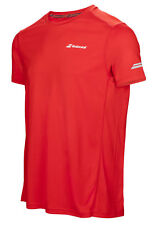 BABOLAT TEE SHIRT FLAG CLUB TEE ROUGE TAILLE XL  !