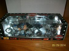 Maisto Harley-Davidson Motor Cycles Series 6 in 1/18 scale new in box