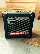 Roland Micro Cube- Portable Amplifier For Guitar