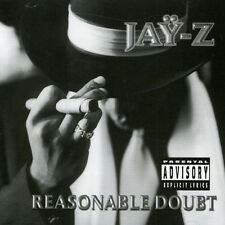 Jay-Z - Reasonable Doubt [New CD] Explicit, Bonus Track, Germany - Import