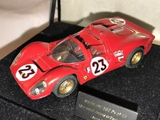 Jouef Evolution 1967 Ferrari 330 P4 no23 DieCast 1:43, Winner 24hr Daytona 1967.
