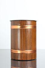 Alte Blechdose Bremer Ogo Kaffee Dose Metall Sammler Fass 60 er Jahre 500 g