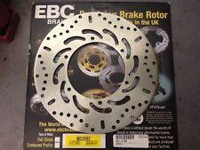 EBC MD2092 Rear Brake Rotor 1999-2008 Yamaha V-star 1100 2004-2008 FJR1300