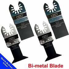 Bi-metal Saw Blade Oscillating Multi Tool Rockwell Hyperlock Milwaukee Makita