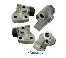 (Set x4) Front Left & Right Brake Wheel Cylinder 1964-70 VW Volkswagen Bus Van