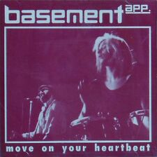 """CD  Basement app. """"Move on your Heartbeat"""" Limited Edition Long Island Rec. 1993"""