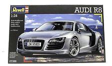 Revell 07398 Audi R8 1/24 New Car Plastic Model Kit