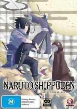 Naruto Shippuden Collection 23 (Eps 284-296) NEW R4 DVD