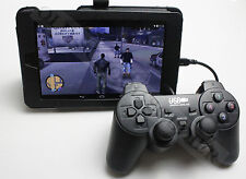 Micro USB GAME PAD CONTROLLER JOYSTICK per Android Tablet Smartphone o PC